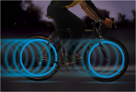 I haven't ridden a bike for like 20 something years but that looks as about as close to a tron light cycle as I can get.