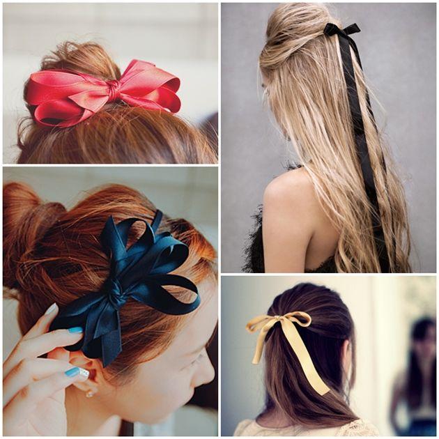 Bows...: Hair Stuff