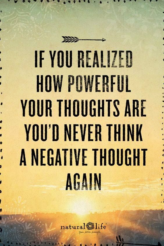 "A good reminder to ""Guard your thoughts carefully. The quality of your thinking determines the quality of your life."" –Brian Tracy … ""Good thoughts bear good fruit, bad thoughts bear bad fruit. [We are] made or unmade by [our own decisions]. In the armory of thought [man] forges the weapons by which he destroys himself. He also fashions the tools with which he builds for himself heavenly mansions of joy and strength and peace."" –James Allen #thinking; #thoughts; #optimism; #qualityoflife"