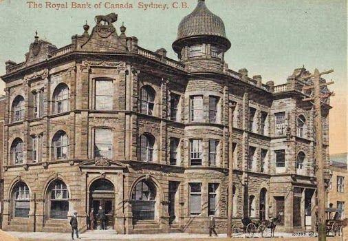 [The Home Of Our Hearts, Cape Breton, Nova Scotia] The Royal Bank Of Canada, Sydney, Cape Breton... - mckay.t.e@gmail.com - Gmail