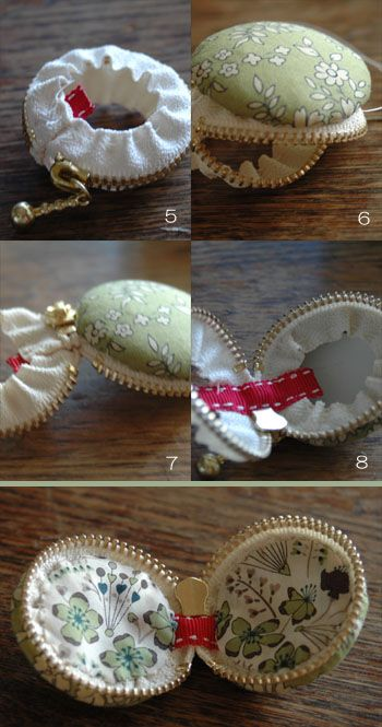 Another macaroon zip pouch tutorial