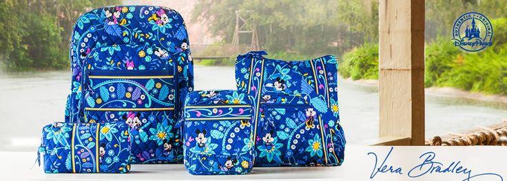 Disney Vera Bradley Sale Just In Time For Valentine's Day!