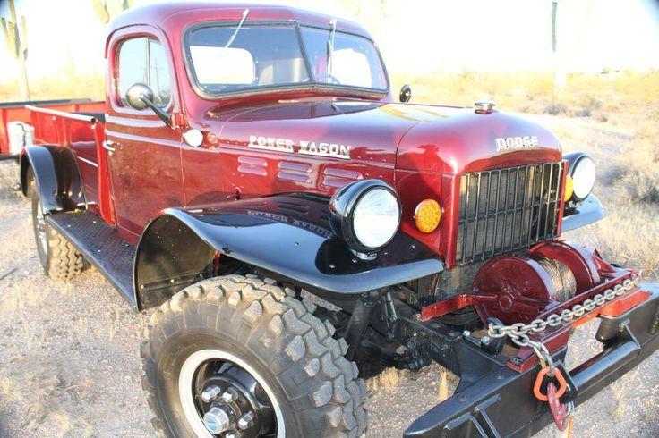 1948 Dodge Power Wagon for sale #1851685 | Hemmings Motor News
