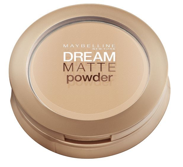 Maybelline Dream Matte Powder.  I tried it once and never looked back. I use it to set my makeup. A wonderful pressed powder.