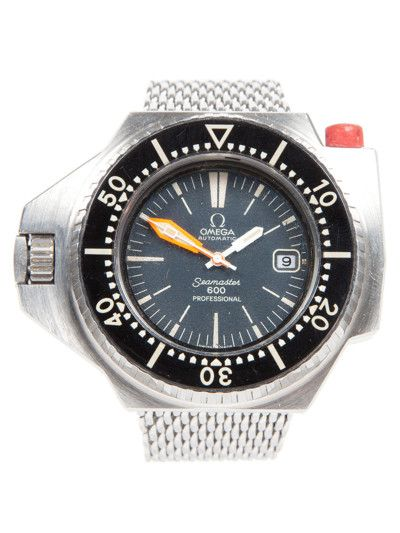 MAN OF THE WORLD Vintage Omega Seamaster 600 Professional Watch