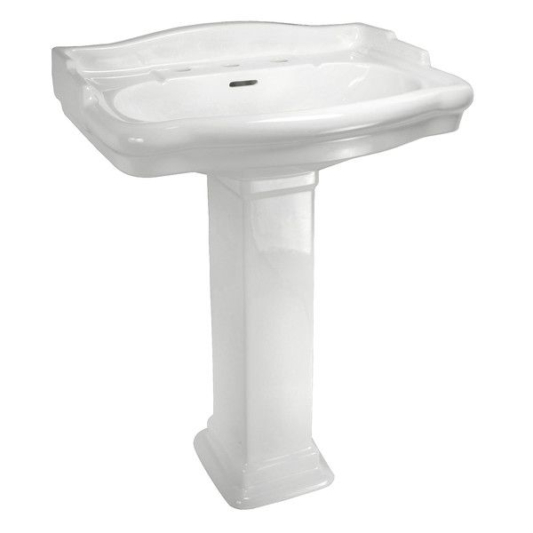 Shop Wayfair for Pedestal Sinks to match every style and budget. Enjoy Free Shipping on most stuff, even big stuff.