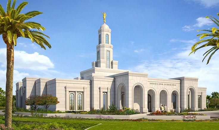 Construction- Trujillo Peru Temple of The Church of Jesus Christ of Latter-day Saints. #LDS #Mormon