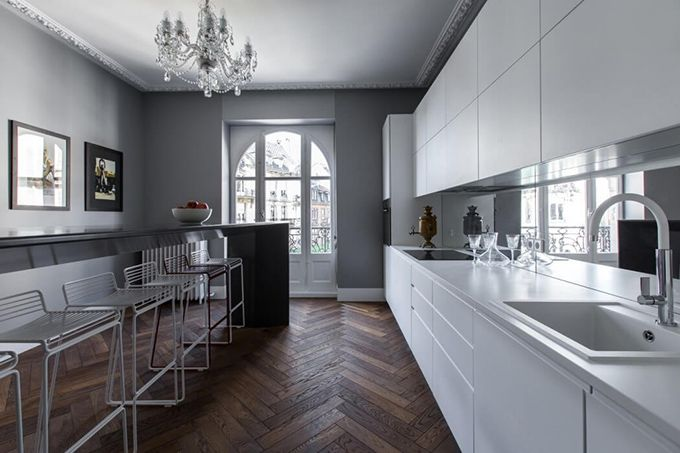 Strauss Apartment – Strasbourg, France. - The Cool Hunter
