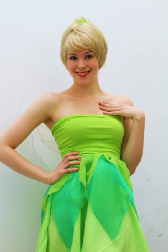 Disney Tinker Bell Costume for Kids - Peter Pan Green. by Disney. $ - $ $ 34 $ 64 95 Prime. FREE Shipping on eligible orders. Some sizes are Prime eligible. 5 out of 5 stars 1. Product Features Authentic Disney Costume. Girls Disney Fairies Tink and The Fairy Rescue Classic Costume, One Color, Small/X.