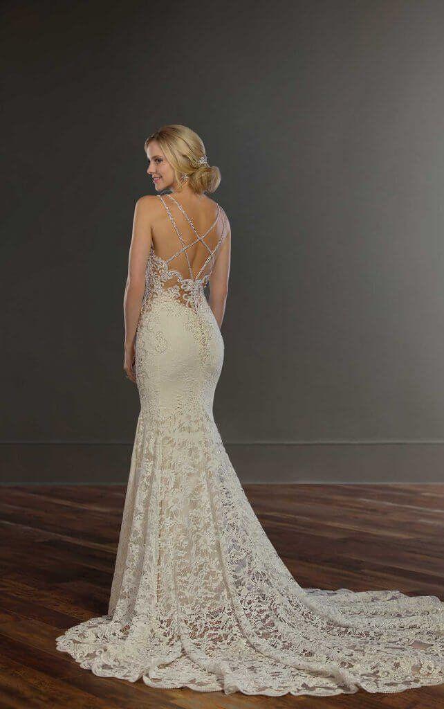 Pin On Open Back Wedding Dresses