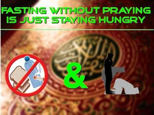 Fasting..