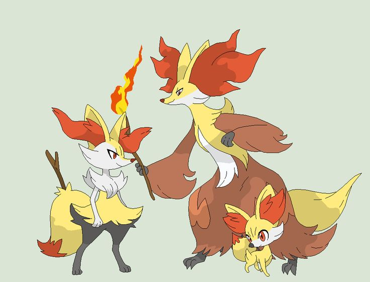 fennekin evolution google search