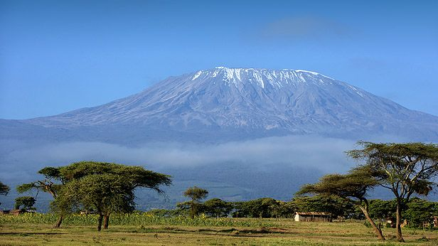 Mount Kilimanjaro is popularly known is the highest mountain in Africa - https://ExploreTraveler.com