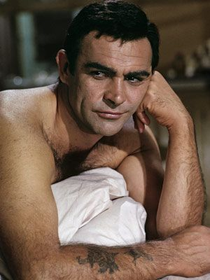 Sean Connery  Oh Lord! and I dont mean that in a religious way although it would probably be getting close to heaven