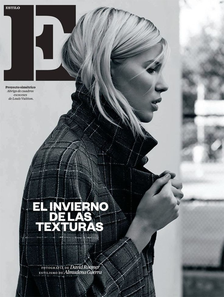visual optimism; fashion editorials, shows, campaigns & more!: el invierno de las texturas: britt maren by david roemer for el pais semenal ...