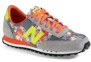 New Balance '410 Floral Blur' Sneaker (Women)