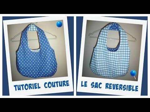 Couture Facile Patron Gratuit 2 sac en 1 Bettinael.Passion.Couture.Made in france