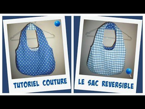 Bettinael.Passion.Couture.Made in france: Couture Facile Patron Gratuit 2 sac en 1