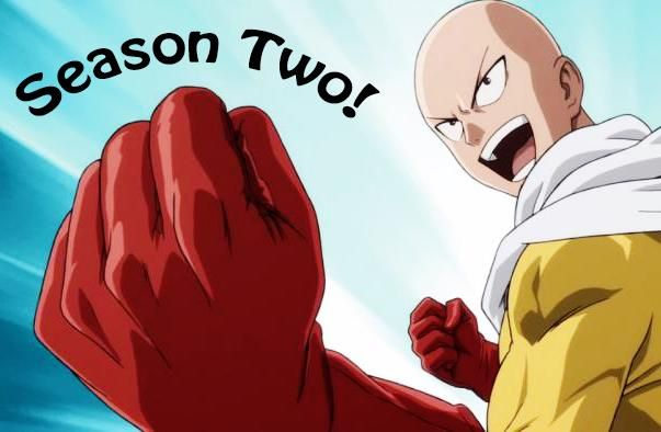 One-Punch Man Season 2 Confirmed by Surprise Announcement at Autumn Festival