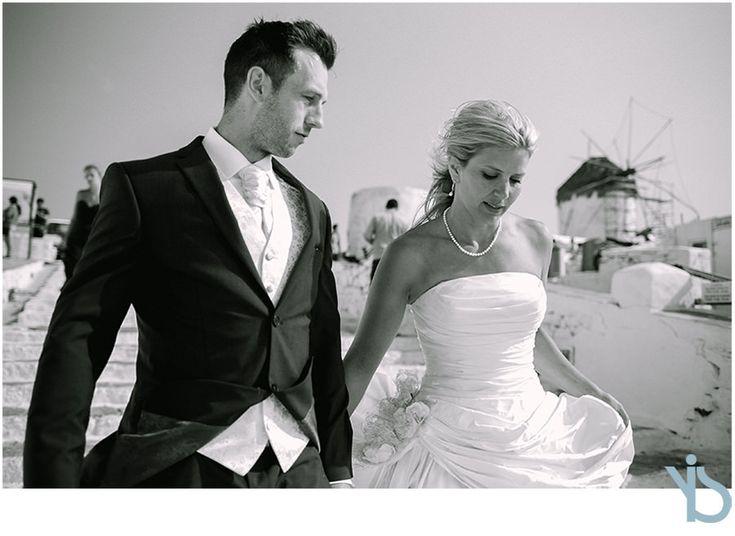 Wedding in Mykonos » Yiannis Sotiropoulos destination wedding photographer