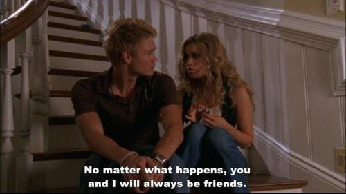 Lucas & Haley. Best Friends Forever <3: Echte Freundschaft, Oth, One Tree Hill