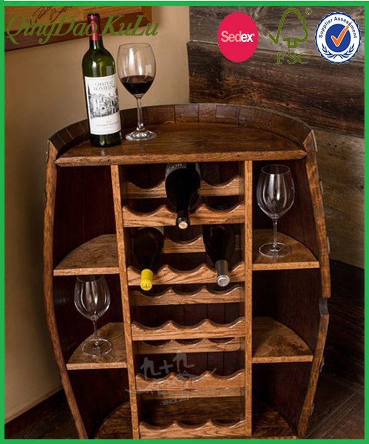 M s de 1000 ideas sobre mesa de barril de whisky en - Barril de vino ...