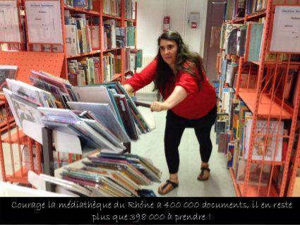 Tout sur les bibliothécaires