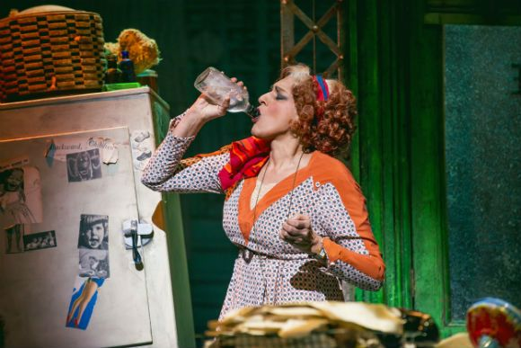 Meera Syal is the new Miss Hannigan in Annie!