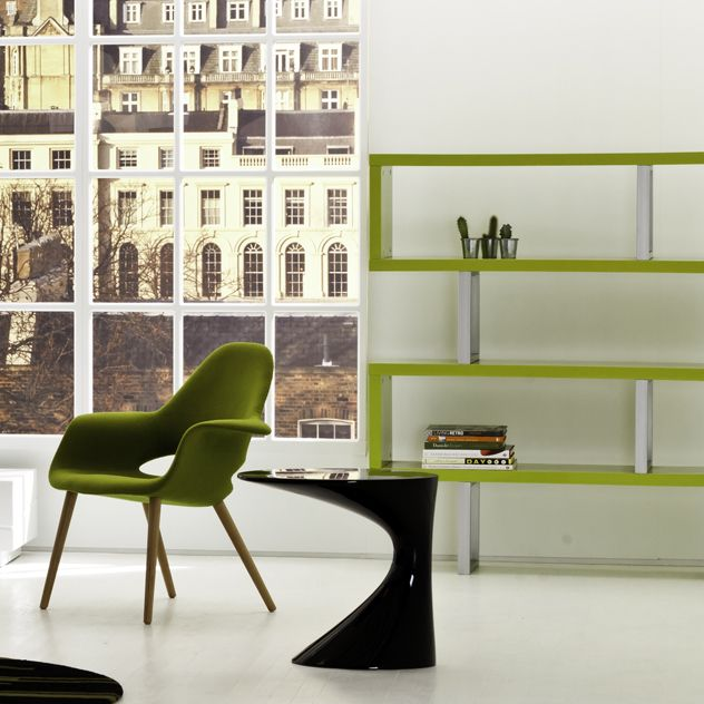 Organic Chair green