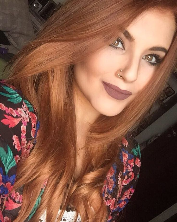 """2,226 Likes, 44 Comments - Ruivos Do Brasil (@ruivosdobrasil) on Instagram: """"A linda da @mandicalixto ✨ (Igora 7.77 + 8.77 com Ox de 30) #ruivo #ruiva #redhair #ruivosdobrasil"""""""