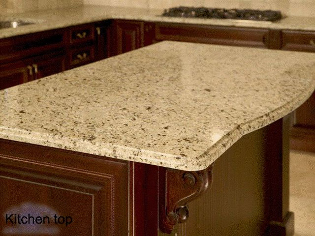 Images Of Kitchen Island With Curved Counter Top Granite