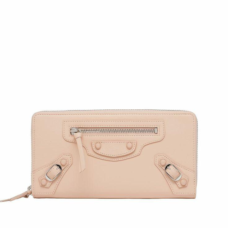 Balenciaga Classic Continental Zip Around Balenciaga - Wallet Women - Small Leather Goods Balenciaga