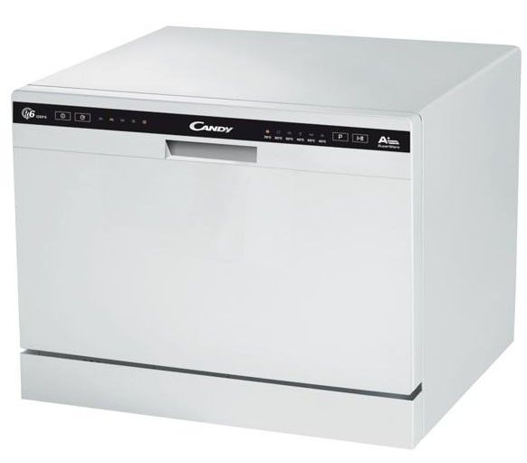 Buy Candy Cdcp 6 E Compact Dishwasher Bestbuycyprus Com Laundry Equipment Compact Dishwasher Dishwasher