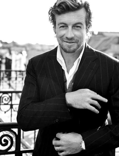 1000 Ideas About Simon Baker On Pinterest Patrick Jane