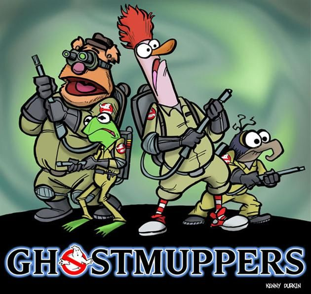 The Muppets Pop Culture Mashup (5)