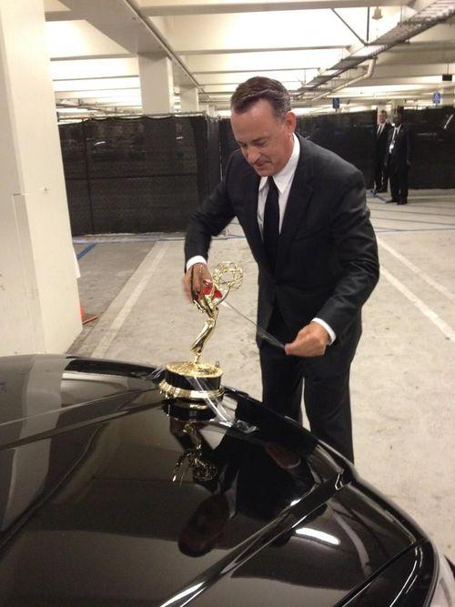 Tom Hanks, ladies and gentlemen