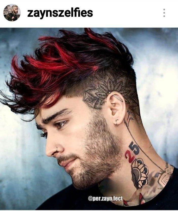 Pin by ☆♥•♥ ☆kcredhed☆♥•♥ on 1D by hand | Zayn malik hairstyle, Zayn malik pics, Zayn malik style