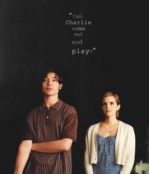 ''Can Charlie come out and play?'' - As Vantagens de ser Invisível