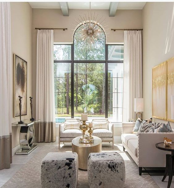 Ad Interiors 2018 The Unique Interiors By Top Interior Designers Glamorous Living Room Home Decor Eclectic Living Room