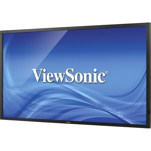 "Viewsonic 55"" Narrow Bezel Commercial Led Display . 55"" Lcdethernet ""Product Type: Video Electronics/Digital Signage Systems"". Video Electronics. Digital Signage Systems."