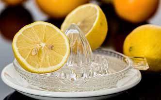 Combatir el mal aliento con limón - Trucos de salud caseros