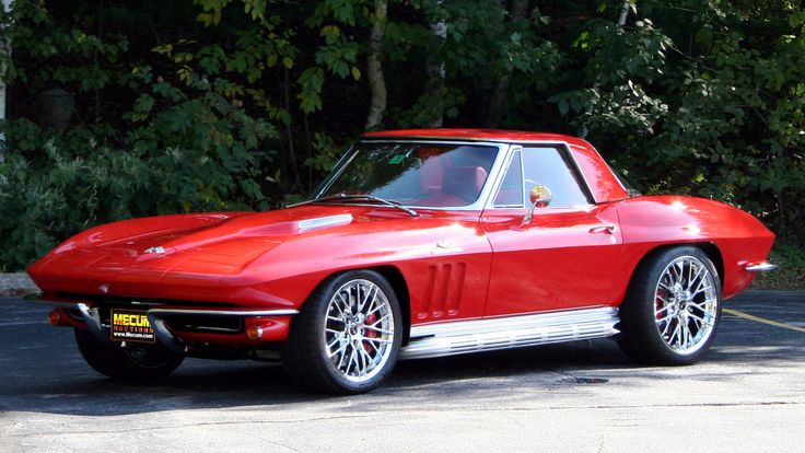 1965 Chevrolet Corvette Convertible                                                                                                                                                                                 More