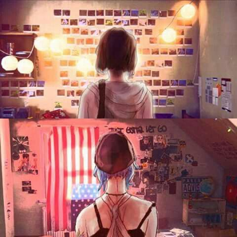Max and Chloe - Life is Strange
