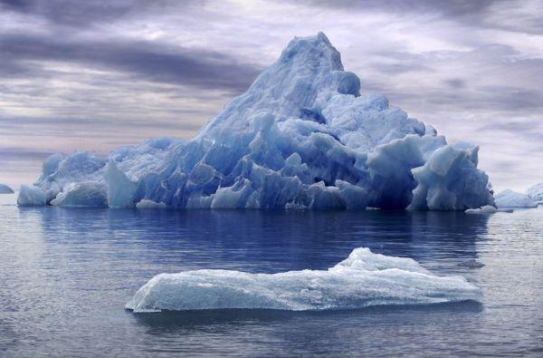 Iceberg- Ocea Atlantic
