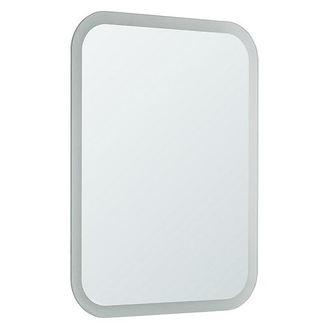 Buy Design Project by John Lewis No.025 Wall Mirror Online at johnlewis.com