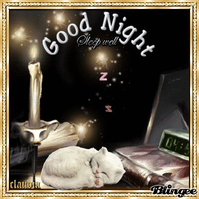 Image result for Good Night quotes blingee