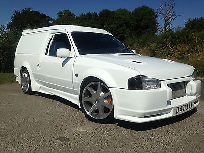 1986 FORD ESCORT RS TURBO VAN MUST SELL - http://www.fordrscarsforsale.com/2713