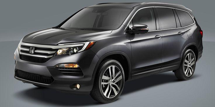 2018 Honda Pilot - SUV flagship will remain unchanged - http://carsintrend.com/2018-honda-pilot/