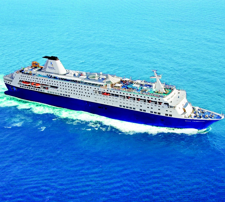 Two-night Bahamas cruise line welcomes second ship to Port ...