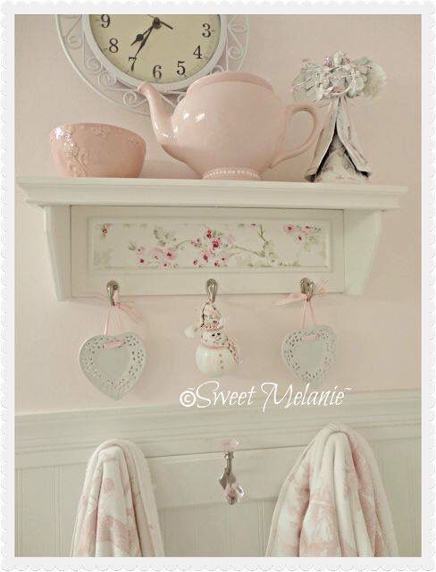 I Want A Pink Bathroom! Find This Pin And More On Shabby Chic Decor ... Part 70
